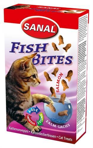 SANAL CAT FISH BITES #95;_75 GR