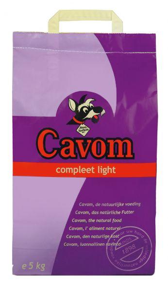 CAVOM COMPLEET LIGHT HONDENVOER #95;_5 KG