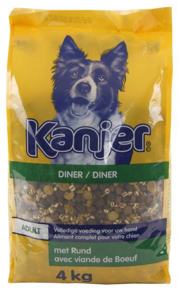 KANJER DINNER HONDENVOER #95;_4 KG