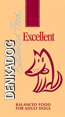 DENKADOG EXCELLENT GEPERST HONDENVOER #95;_20 KG