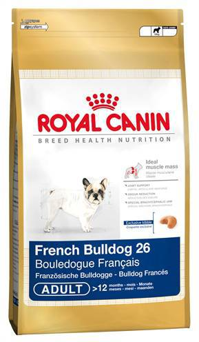 ROYAL CANIN FRENCH BULLDOG ADULT HONDENVOER #95;_10 KG