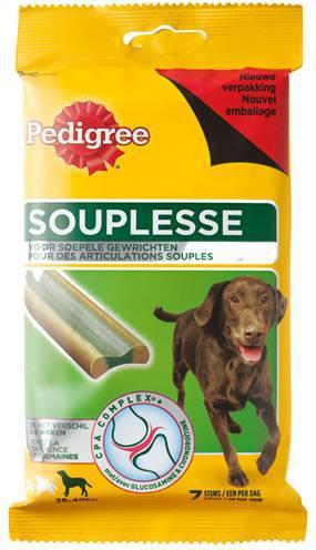 PEDIGREE SOUPLESSE LARGE MAX #95;_7 STICKS 151 GR