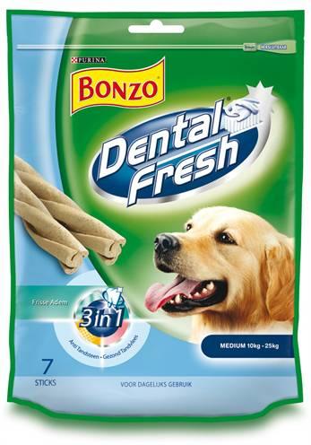 BONZO DENTAL FRESH #95;_180 GR