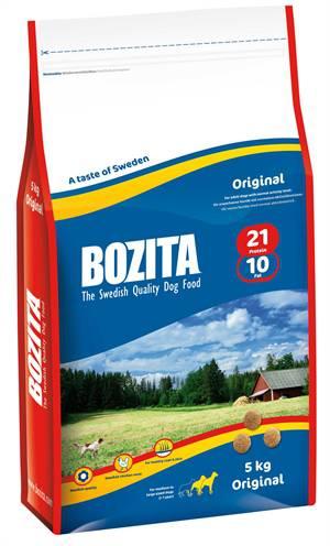 BOZITA ORIGINAL HONDENVOER #95;_5 KG