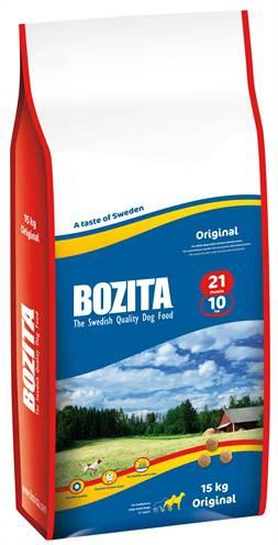 BOZITA ORIGINAL HONDENVOER #95;_15 KG