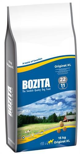BOZITA ORIGINAL XL HONDENVOER #95;_15 KG