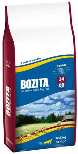 BOZITA SENIOR HONDENVOER #95;_12,5 KG