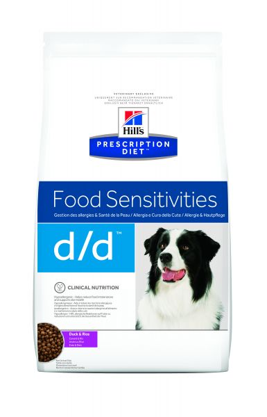 HILL'S PRESCRIPTION DIET CANINE D/D SKIN HONDENVOE HONDENVOER #95;_12 KG