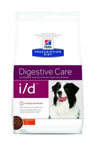 HILL'S PRESCRIPTION DIET CANINE I/D INTESTINALE HO HONDENVOER #95;_12 KG