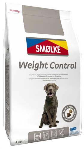 SMOLKE WEIGHT CONTROL HONDENVOER #95;_4 KG