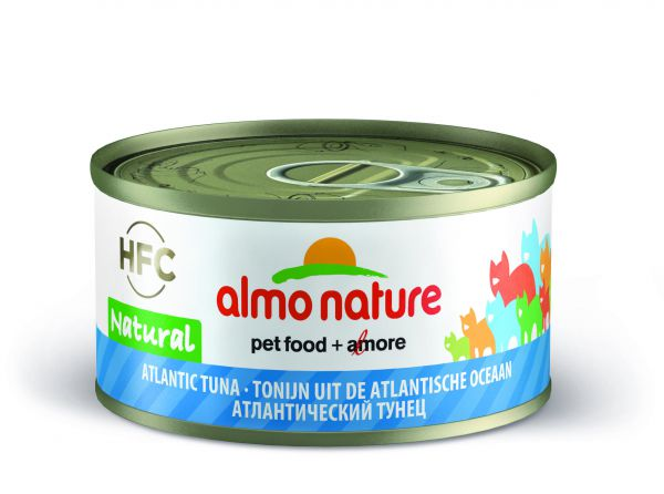 ALMO NATURE CAT ATLANTIC TONIJN KATTENVOER #95;_70 GR