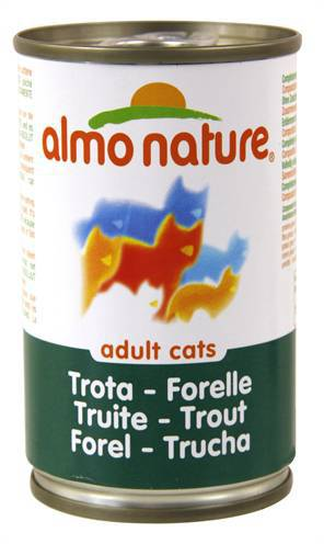 ALMO NATURE CAT FOREL KATTENVOER #95;_140 GR