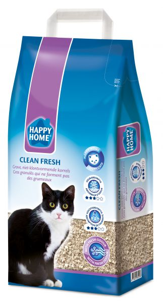 HAPPY HOME CLEAN FRESH KATTENBAKVULLING #95;_20 LTR