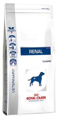 ROYAL CANIN DAP DOG RENAL HONDENVOER #95;_14 KG
