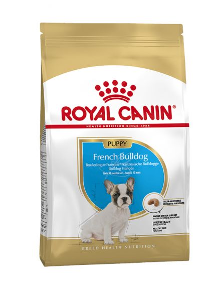 ROYAL CANIN FRENCH BULLDOG JUNIOR HONDENVOER #95;_3 KG
