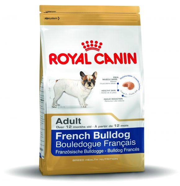 ROYAL CANIN FRENCH BULLDOG ADULT HONDENVOER #95;_1,5 KG
