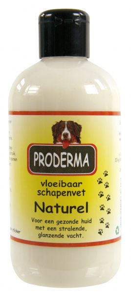 PRODERMA VLOEIBAAR SCHAPENVET NATUREL #95;_250 ML