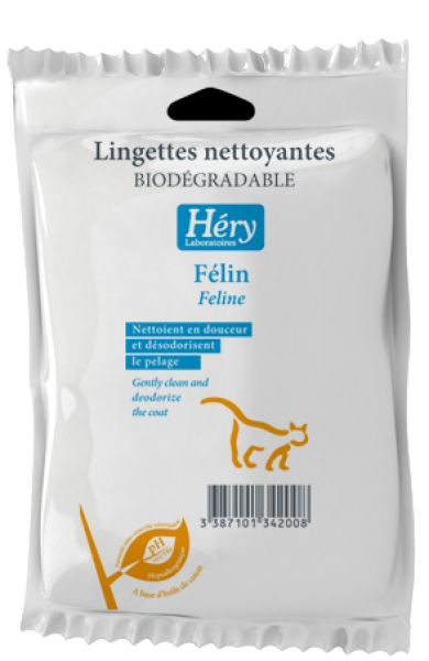 HERY KAT CLEANING WIPES #95;_25 ST