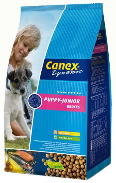 CANEX PUPPY/JUNIOR BROCKS HONDENVOER #95;_3 KG
