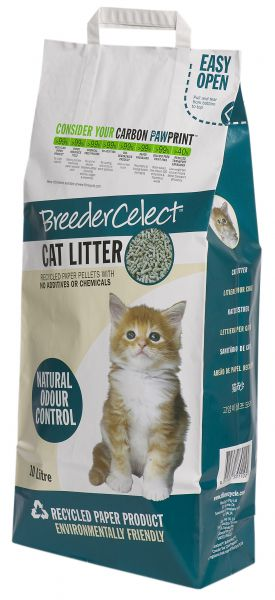 BREEDERCELECT KATTENBAKVULLING #95;_10 LTR