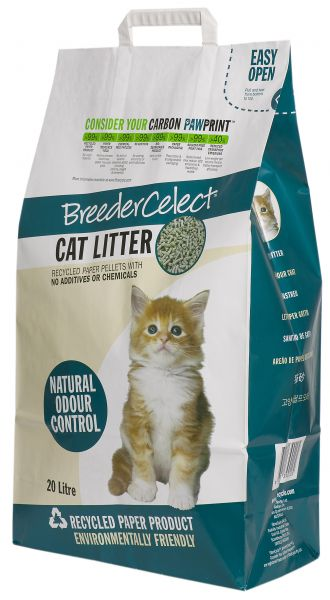BREEDERCELECT KATTENBAKVULLING #95;_20 LTR