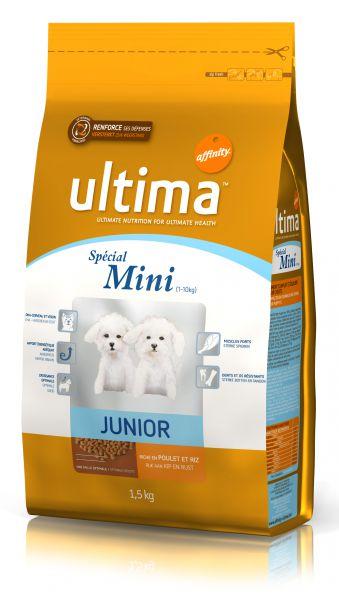 ULTIMA HOND SPECIAL MINI JUNIOR HONDENVOER #95;_1,5 KG