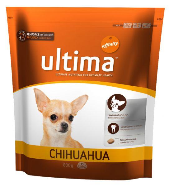 ULTIMA CHIHUAHUA HONDENVOER #95;_800 GR