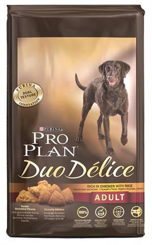 PRO PLAN DOG ADULT DUO DELICE KIP/RIJST HONDENVOER #95;_10 KG