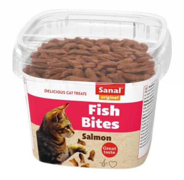 SANAL CAT FISH BITES CUP #95;_75 GR