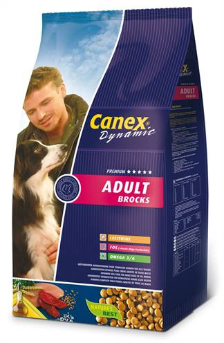 CANEX ADULT BROCKS HONDENVOER #95;_1,5 KG