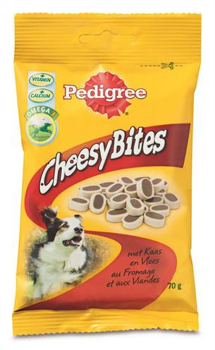 PEDIGREE CHEESY BITES #95;_24X70 GR