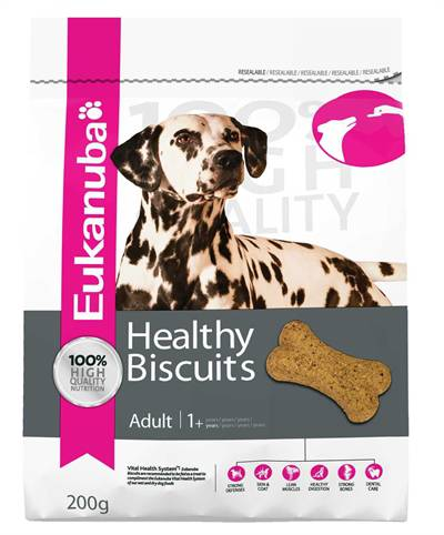 EUKANUBA AD HEALTHY BISCUITS #95;_200 GR