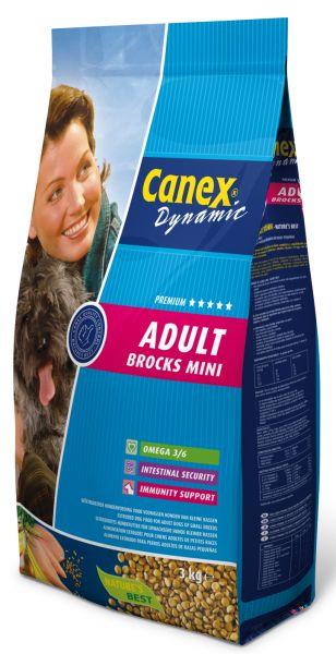 CANEX ADULT BROCKS MINI HONDENVOER #95;_3 KG