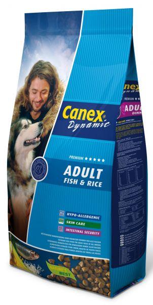 CANEX ADULT FISH/RICE HONDENVOER #95;_3 KG