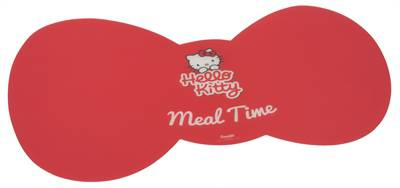 HELLO KITTY PLACEMAT STRIK MEAL TIME DESIGN #95;_43X25 CM