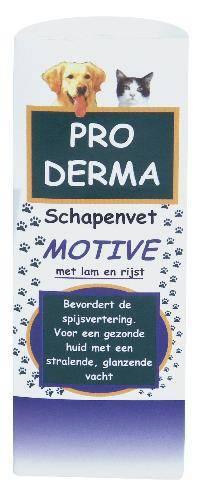 PRODERMA SCHAPENVET MOTIVE LAM/RIJST #95;_3 ST